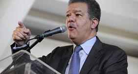 Radhamés Jiménez anuncia acto multitudinario de Leonel el 26 de agosto