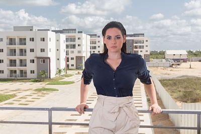 Construmedia reconoce Arquitecta Marcelle Martínez Bonetti y sus aportes para la vivienda de bajo costo