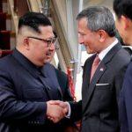 Kim Jong-un llegó a Singapur para la histórica cumbre con Donald Trump