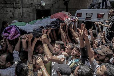 Israel mata a una enfermera cuando iba a socorrer a un herido en las protestas de Gaza