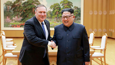 Pompeo afirma que EE.UU. no levantará las sanciones hasta que Pionyang se desnuclearice