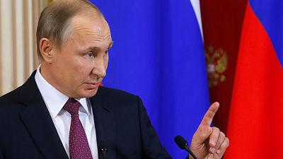 Vladímir Putin recibe hoy en el Kremlin al consejero de seguridad nacional de Trump