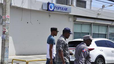 Asaltan sucursal BPD; segundo robo a un banco en cinco días