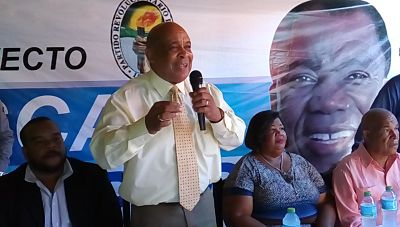 García Duvergé recorre provincia Barahona y recibe amplio respaldo de dirigentes del PRD
