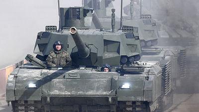 """La OTAN debería """"preocuparse ya"""": Revelan las """"sobresalientes"""" ventajas del tanque ruso Armata"""