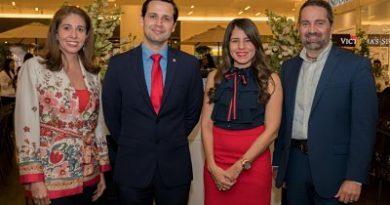 Ágora Mall y Banco Popular realizan maridaje por el Día de los Padres