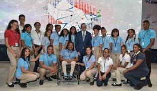 Andrés Navarro da apertura a Foro Nacional Estudiantil por una Ciberciudadanía Responsable