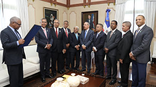 CODIA reconoce a Danilo Medina por su firmeza democratizadora e incluyente en los sorteos de obras