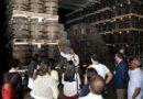 Delegación del MICM recorre instalaciones de Industrias Barceló