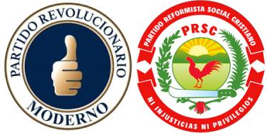 PRM y PRSC mantienen posición Ley de Partidos