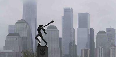 Se quedan cortas las firmas para no mudar estatua