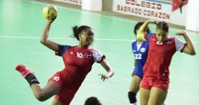 Balonmano femenino da la 14va medalla de oro a RD en Centroamericanos