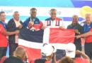 Bonnat le da la tercera medalla de oro a RD