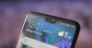Huawei encuentra una alternativa al notch de Apple