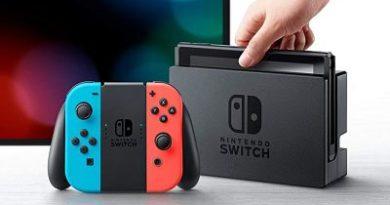 Las primeras Nintendo Switch parcheadas para evitar la piratería llegan al mercado