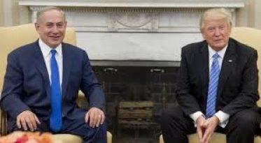 "Benjamin Netanyahu elogió la ""dura posición"" de Donald Trump contra Irán"