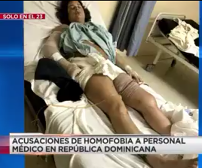 Pareja de lesbianas turistas son discriminadas en Punta Cana