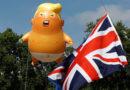 Trump admite que «no se siente bienvenido» en Londres