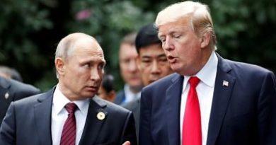 """Trump """"no puede decir"""" si Putin es su amigo o enemigo"""