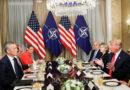 Trump en la cumbre de la OTAN: «Alemania es prisionera de Rusia»