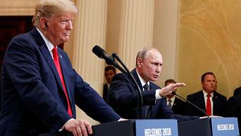 """Putin: """"En EE.UU. hay fuerzas dispuestas a sacrificar con facilidad las relaciones con Rusia"""""""