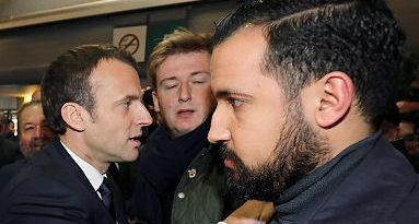 Gobierno francés se cuadra con Macron tras escándalo por guardaespalda