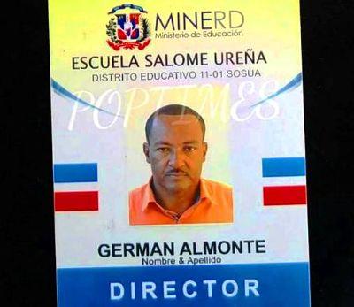Encuentran ahorcado director de escuela en Puerto Plata