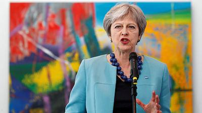 "Primera Ministra británica califica como ""profundamente preocupante"" el nuevo ataque con agente nervioso"