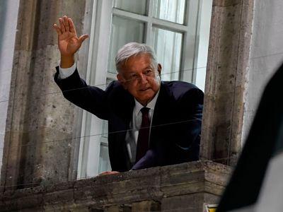 Con estas palabras Donald Trump felicitó a López Obrador