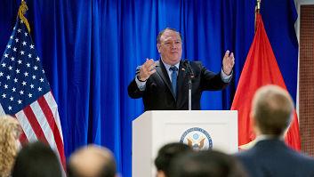 """Pompeo sugiere a Corea del Norte """"repetir el camino"""" de Vietnam"""