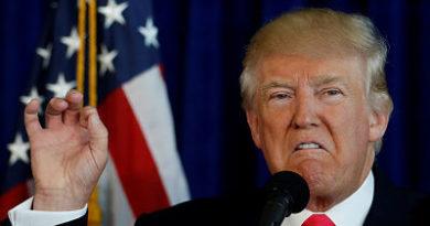 """Trump advierte a Rohaní """"nunca jamás"""" amenazar a EE.UU. si no quiere """"sufrir las consecuencias"""""""