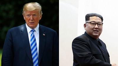 Trump agradece a Kim la entrega de restos de soldados muertos en Guerra de Corea