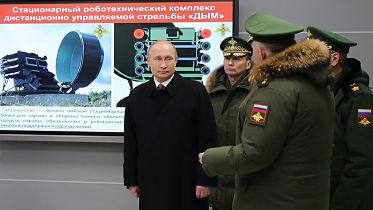 Moscú explica para qué necesita desarrollar nuevas armas
