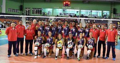 RD gana fácil a Costa Rica en Copa Panam de Voleibol