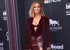 ¡Se subió la temperatura! El sensual baile de Jennifer Lopez a su novio