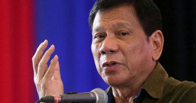"""""""Cortar a los chinos"""": Duterte advierte a China que sus acciones"""