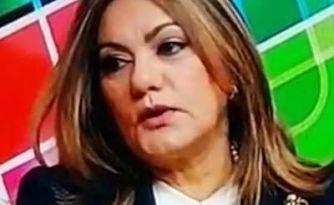 Angelita Peña está absolutamente convencida de que el presidente Medina no se reelegirá