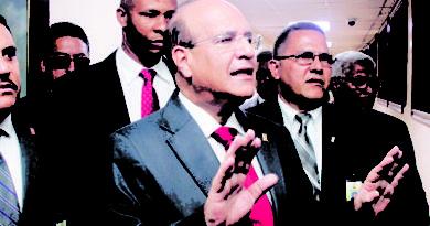 Castaños afirma JCE no teme enfrentar desorden político RD