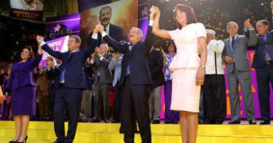 Dirigentes del PLD admiten públicamente la posibilidad de una división
