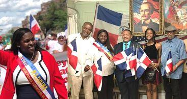 """Dominicanos del Bronx reconocen y valoran madrina de la """"Gran Parada"""""""