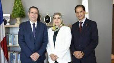 Francisco Javier García valora Marruecos como ejemplo de desarrollo