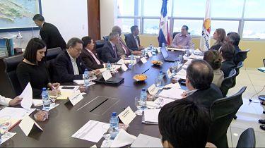 Francisco Javier encabeza reunión del Subcomité de Turismo del Consejo Nacional de Competitividad