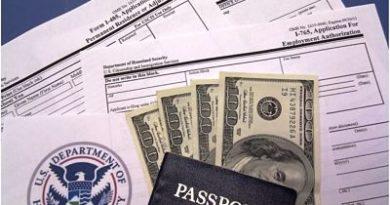 Inmigración EEUU aumentará costos de todos sus servicios consulares