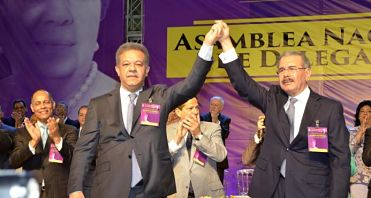 Líderes del PLD, obligados a pactar para no salir del poder divididos