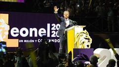 Leonel Fernández anuncia su candidatura para el 2020