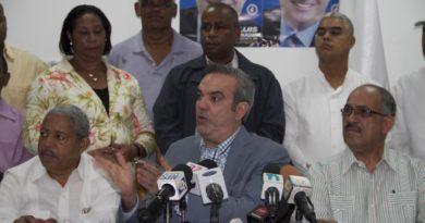 Leonardo Faña y su equipo político pasaría apoyar al pre-candidato presidencial del PRM Luis Abinader