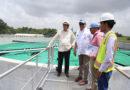 Ministro de la Presidencia, Gustavo Montalvo, anuncia entrada en operación de planta de aguas residuales del río Ozama a inicios del 2019