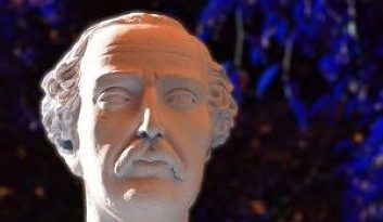 Presentan escultura de Juan Pablo Duarte en museo