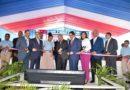 Presidente Danilo Medina entrega un liceo y dos estancias infantiles en la Romana