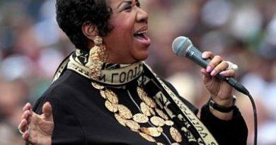Aretha Franklin, la señora de las penas